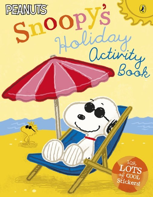 Peanuts: Snoopy's Holiday Activity Book