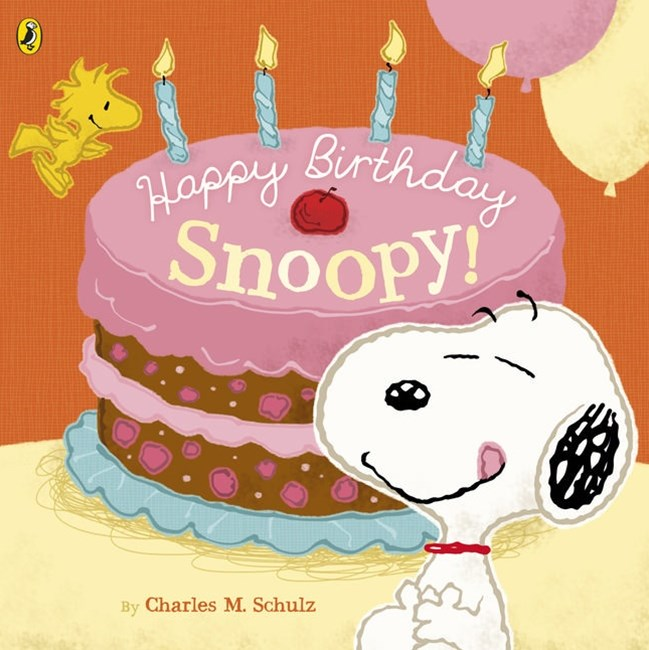 Peanuts: Happy Birthday Snoopy!