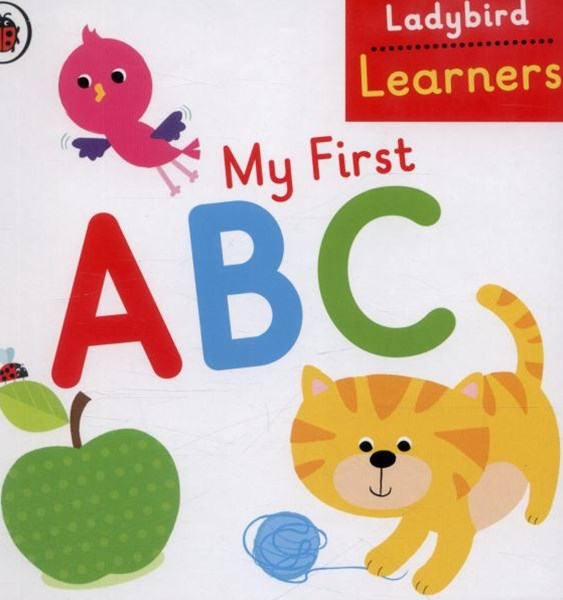 Ladybird Learners: My First Abc