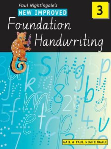 New Improved Foundation Handwriting NSW Year 3