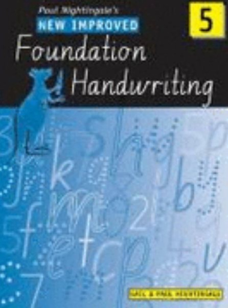 New Improved Foundation Handwriting NSW Year 5