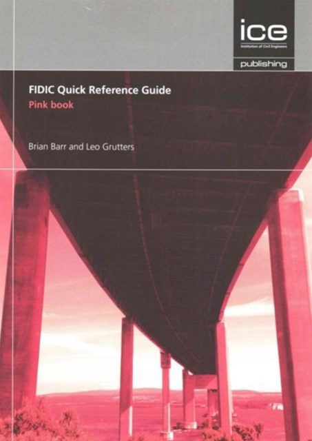 FIDIC Quick Reference Guide: Pink Book
