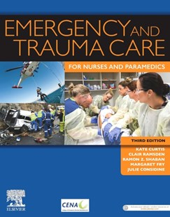 Emergency and Trauma Care for Nurses and Paramedics by  (9780729542982) - PaperBack - Reference Medicine