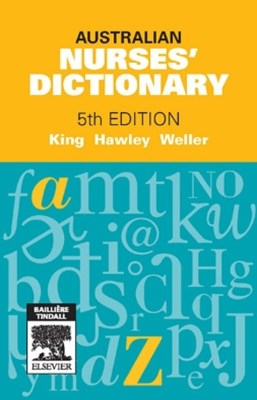 Australian Nurses' Dictionary - E-Book