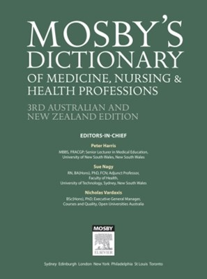 (ebook) Mosby's Dictionary of Medicine, Nursing and Health Professions - Australian & New Zealand Edition - eBook