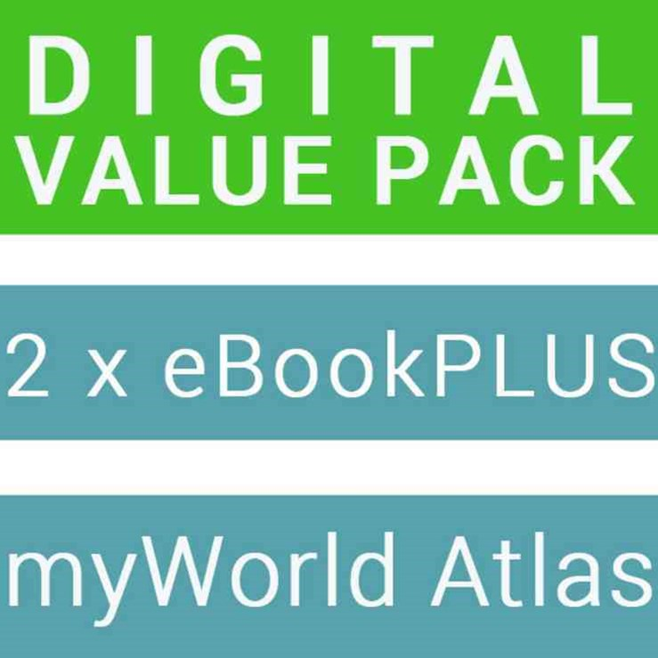 History Alive 8 for the Ac eBookPLUS + Geography Alive 8 for the Ac eBookPLUS + Jacaranda Myworld Atlas 8E