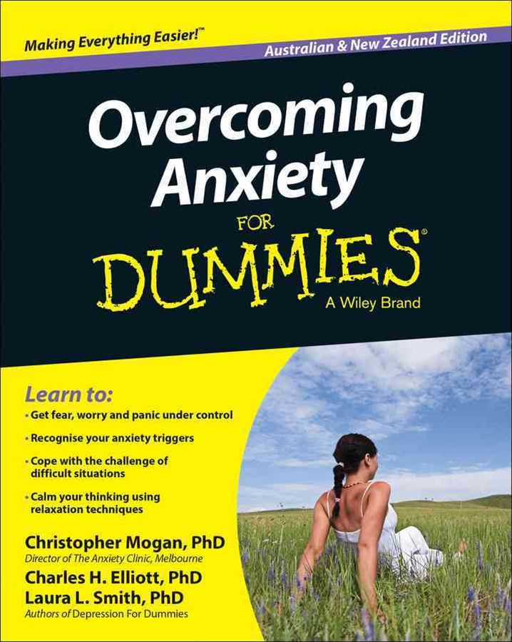 Overcoming Anxiety for Dummies, Australian and New Zealand Edition