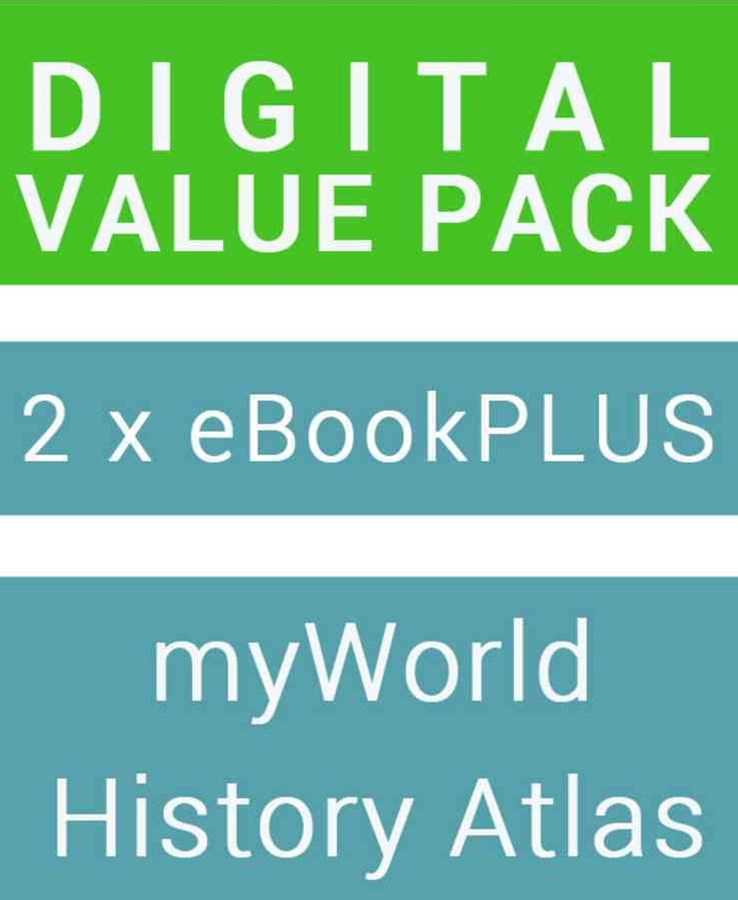 Geography Alive 7 for the Ac eBookPLUS + History Alive 7 for the Ac eBookPLUS + Myworld History Atlas