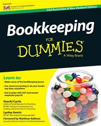 Bookkeeping for Dummies, Second Australian & New Zealand Edition