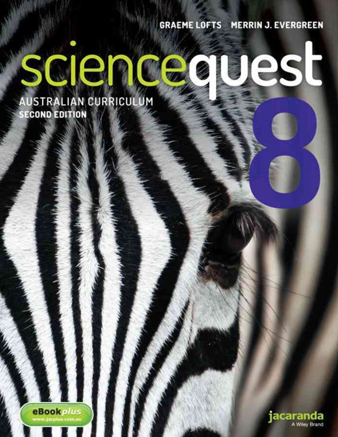 Science Quest 8 for the Australian Curriculum 2E & eBookPLUS