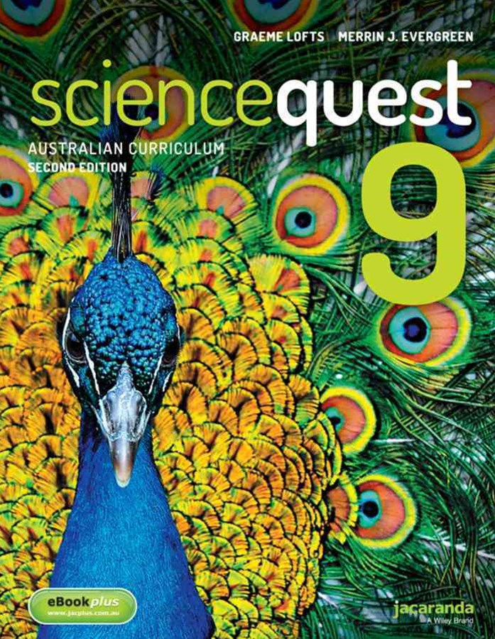 Science Quest 9 for the Australian Curriculum 2E & eBookPLUS