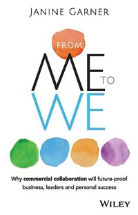 From Me to We by Janine Garner (9780730318491) - PaperBack - Business & Finance