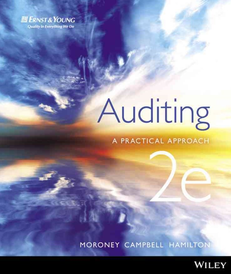 Auditing a Practical Approach 2E+auditing Istudy Card Version 3