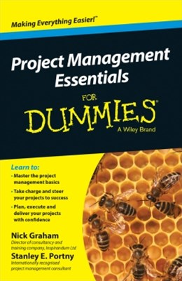 (ebook) Project Management Essentials For Dummies, Australian and New Zealand Edition