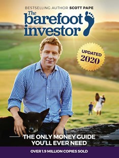 The Barefoot Investor - Updated 2018 Edition by Scott Pape (9780730324218) - PaperBack - Business & Finance Finance & investing