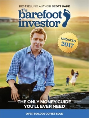 (ebook) The Barefoot Investor