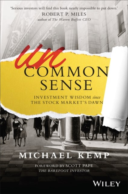 (ebook) Uncommon Sense