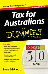Tax for Australians for Dummies 2015-16