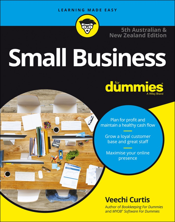 Small Business for Dummies, 5th Australian & New Zealand Edition