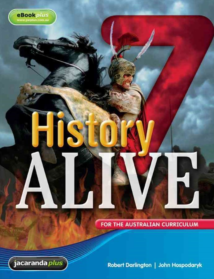History Alive 7 for the Australian Curriculum & eBookPLUS