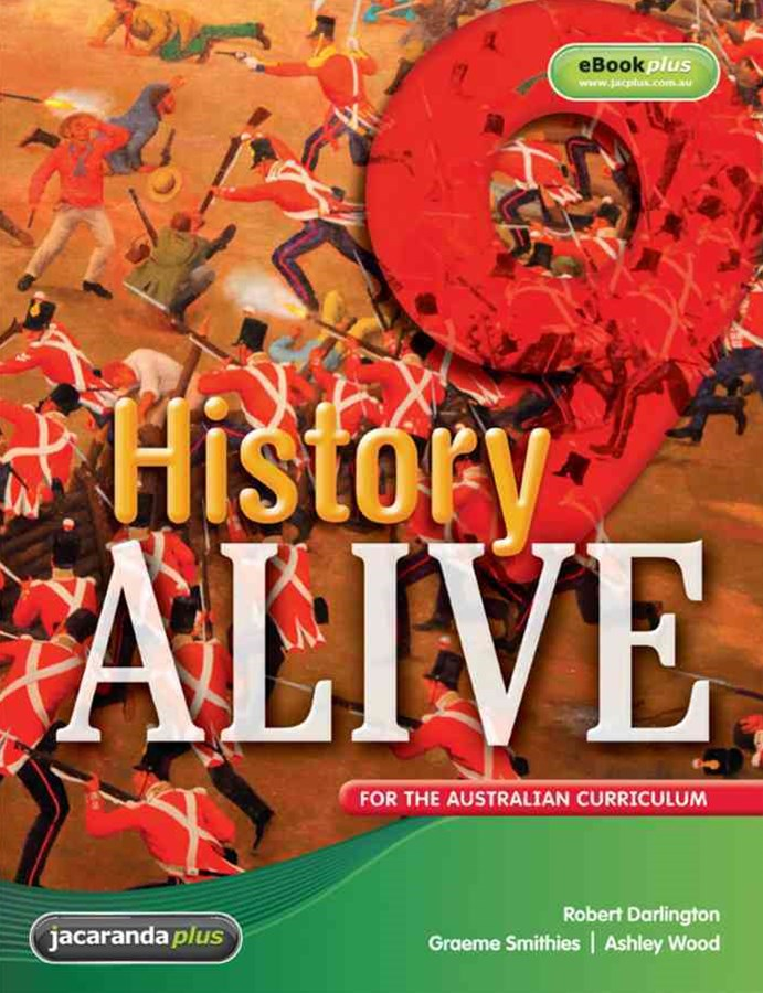 History Alive 9 for the Australian Curriculum & eBookPLUS