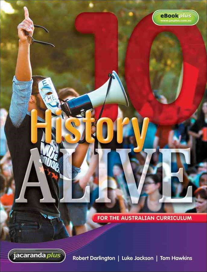History Alive 10 for the Australian Curriculum & eBookPLUS
