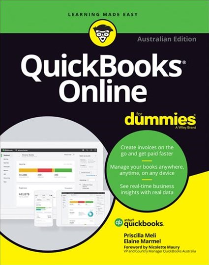QuickBooks Online for Dummies Australian Edition