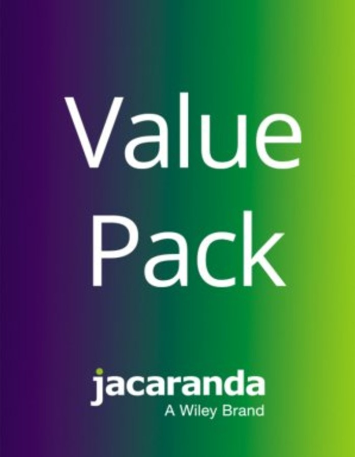 Humanities Alive 7 Vic Ac LearnON Pack (History Alive 7 Vic + Geography Alive 7 Vic + Business & Eco Alive 7 Vic + Civics & Citiz Alive 7) + Atlas 9E