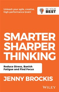 Dymocks Smarter Sharper Thinking Reduce Stress Banish Fatigue