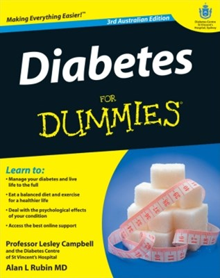(ebook) Diabetes For Dummies