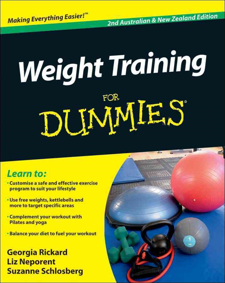 Weight Training for Dummies 2E