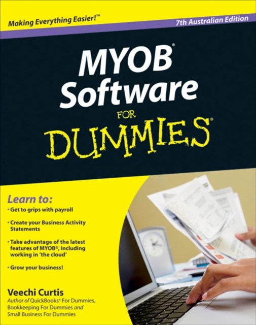(ebook) MYOB Software For Dummies