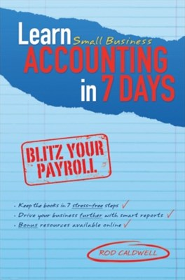 (ebook) Learn Small Business Accounting in 7 Days