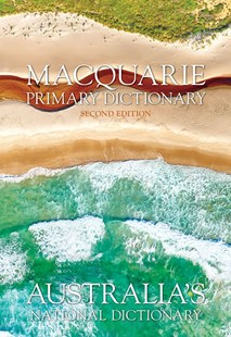 Macquarie Primary Dictionary & Primary Thesaurus 2E by Macquarie (9780730382140) - PaperBack - Education Trade Guides