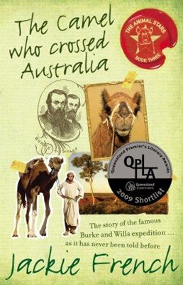 (ebook) The Camel Who Crossed Australia