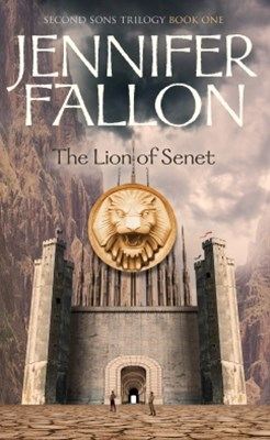 Lion of Senet: Second Sons Trilogy