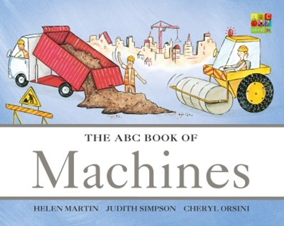 (ebook) The ABC Book of Machines