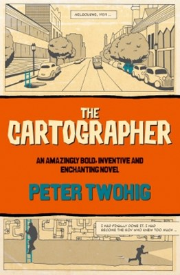 (ebook) The Cartographer
