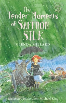 The Tender Moments of Saffron Silk: The Kingdom of Silk Book #6
