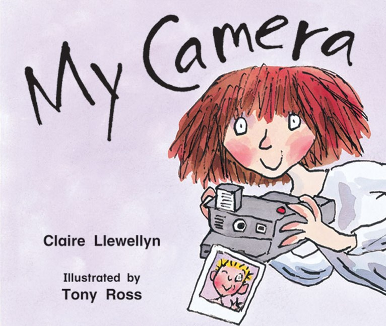 Rigby Literacy Emergent Level 3: My Camera (Reading Level 3/F&P Level C)