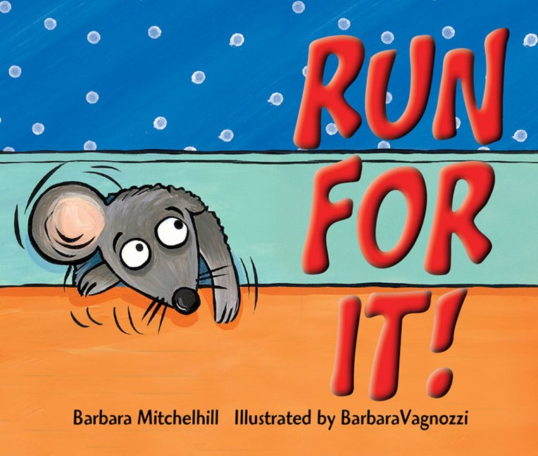 Rigby Literacy Early Level 1: Run For It! (Reading Level 5/F&P Level D)