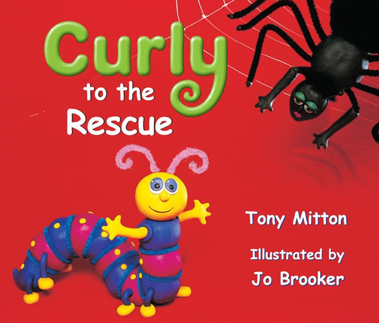 Rigby Literacy Early Level 3: Curly to the Rescue (Reading Level 11/F&P Level G)
