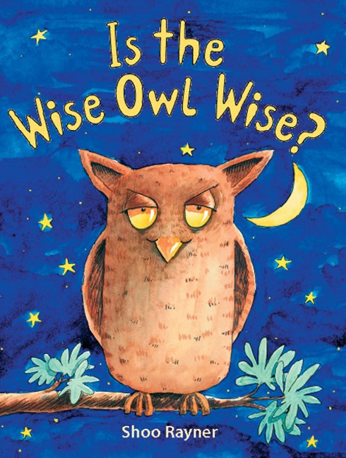 Rigby Literacy Fluent Level 1: Is the Wise Owl Wise? (Reading Level 12/F&P Level G)