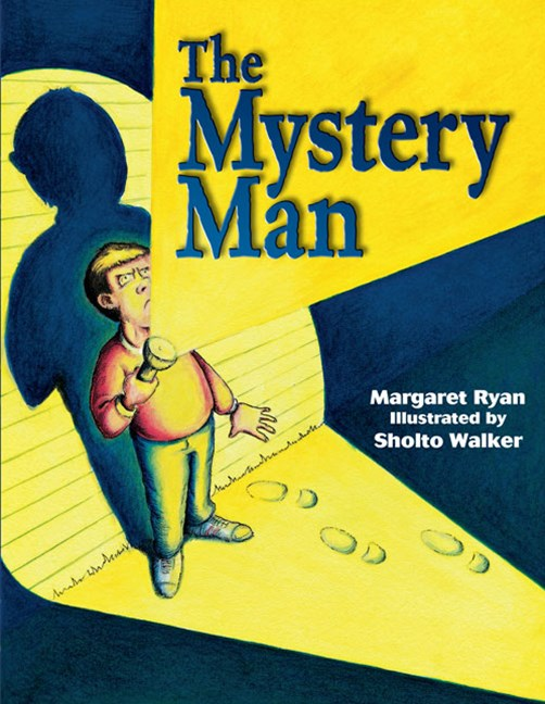 Rigby Literacy Fluent Level 2: The Mystery Man (Reading Level 15/F&P Level I)