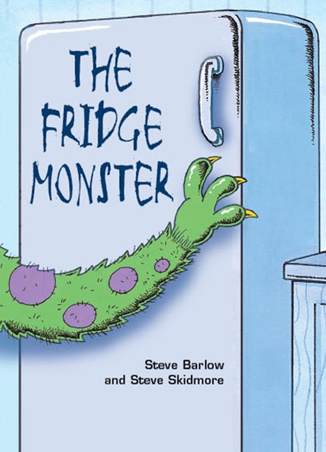 Rigby Literacy Collections Take-Home Library Middle Primary: The Fridge Monster (Reading Level 26/F&P Level Q)