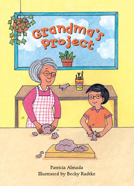 Rigby Literacy Collections Take-Home Library Middle Primary: Grandma's Project (Reading Level 26/F&P Level Q)