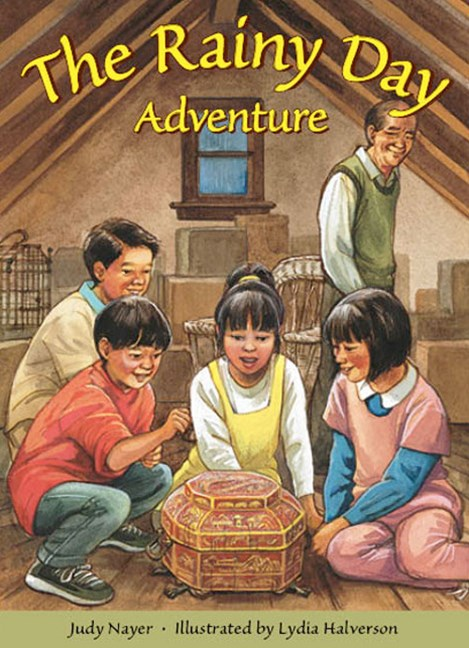 Rigby Literacy Collections Take-Home Library Middle Primary: The Rainy Day Adventure (Reading Level 27/F&P Level R)