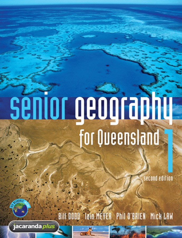 Senior Geography for Queensland Book 1 2E & eBookPLUS