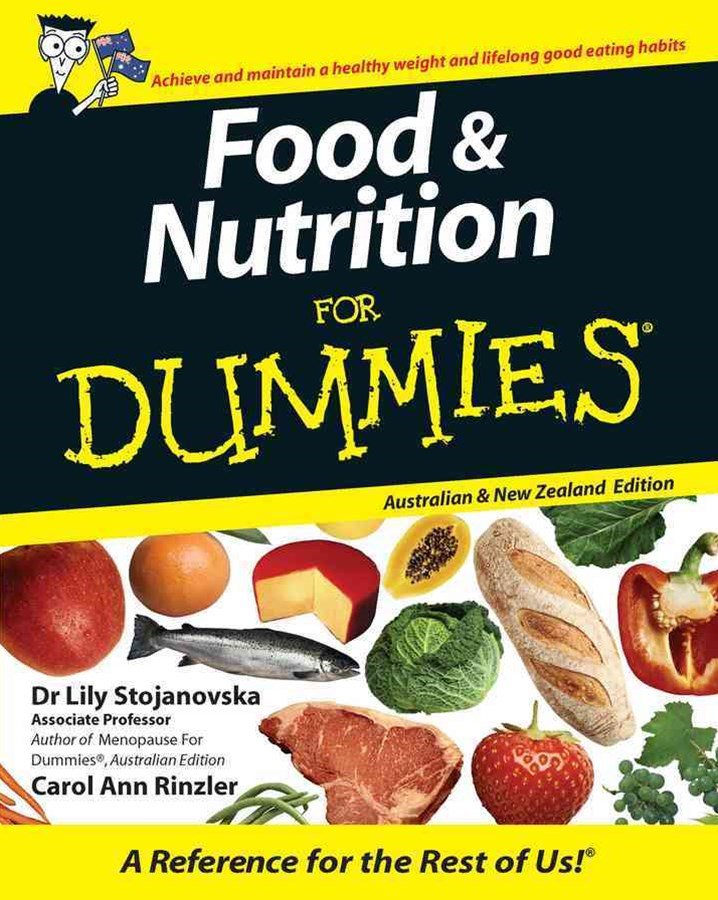 Food & Nutrition for Dummies