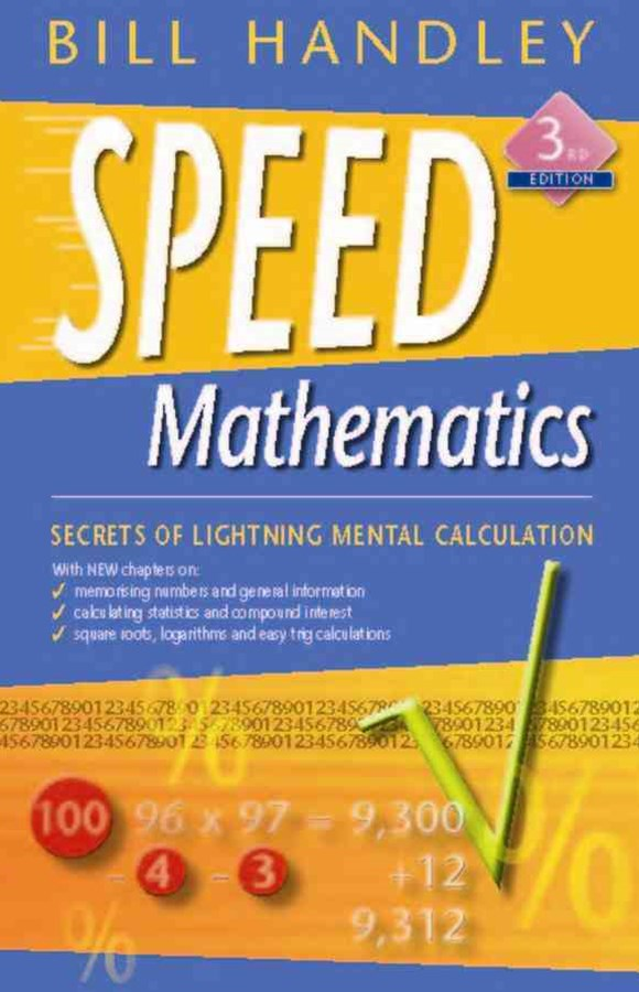 Speed Mathematics 3E